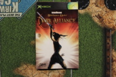 Baldur's Gate Dark Allegiance Instruction Manual
