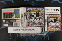 50 More Classic Games - Case