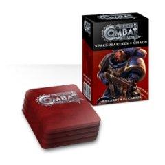 Citadel Combat Cards Space Marines/Chaos