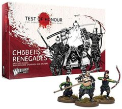 Test of Honour: Chobeis Renegades