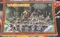 Warhammer Age of Sigmar Skaven Stormvermin - Opened (No UPC)
