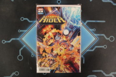 Cosmic Ghost Rider #4D Geoff Shaw Variant NYCC Exclusive