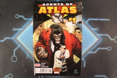 Agents of Atlas Secret Wars #1a (2015)