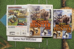 Cabela's Big Game Hunter 2010 - Case