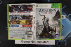 Assassin's Creed III - Case