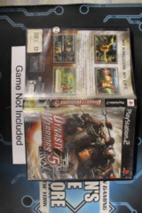 Dynasty Warriors 5 - Case