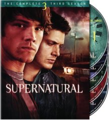 Supernatural (2005): The Complete 3rd Season