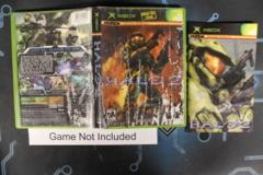 Halo 2 - Case
