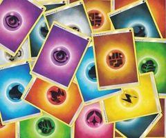 Pokemon Random Energy Bulk Lot - Around 350 Cards
