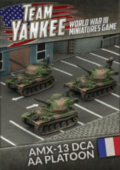 AMX-13 DCA AA Platoon (TFBX07)