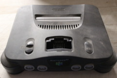 Editing N64 Console (NUS-001): Parts or Repair Only - Sold as is