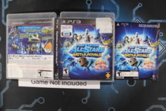 Playstation All-Stars: Battle Royal - Case