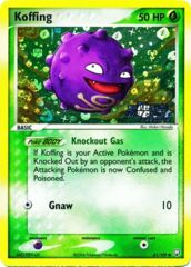 Koffing - 61/109 - Common - Reverse Holo
