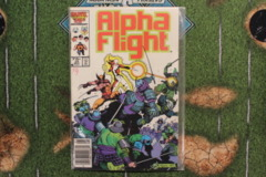 Alpha Flight #34 (1983, 1st Series)
