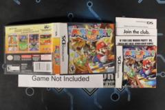 Mario Party DS - Case