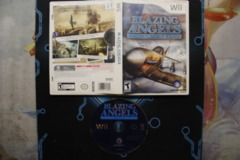 Blazing Angels Squadron of WWII (Blue Disk)