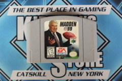 Madden NFL '99