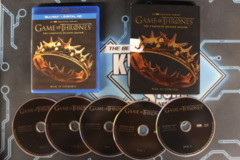Game of Thrones: The Complete Second Season Blu-Ray