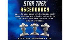 Klingon Starbase Set