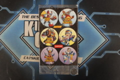 Nintendo Power Mega Man Pogs