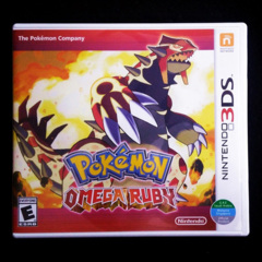 Pokemon Omega Ruby (UAE)