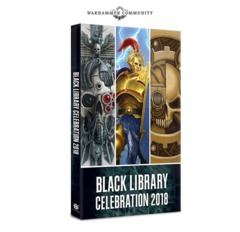 Black Library Celebration 2018 Paperback