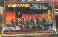 Warhammer Age of Sigmar Dark Elf Black Ark Corsairs - Opened (No UPC)