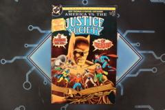 America Vs. the Justice Society #1