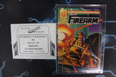 Firearm #1 Signed by Howard Chaykin with Certificate (335/500)