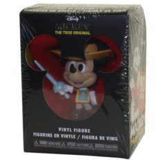 Mickey - The True Original: Three Musketeer 90th Anniversary Figure