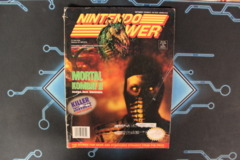 Nintendo Power Sept Vol. 64 W/ cards & Poster