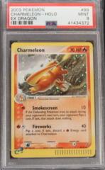 Charmeleon-Holo 99/97 PSA 9  MINT EX Dragon