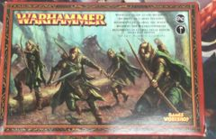 Warhammer Age of Sigmar Wood Elf Glade Guard Regiment - Opened (No UPC)
