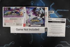 Pokemon Ultra Moon - Case