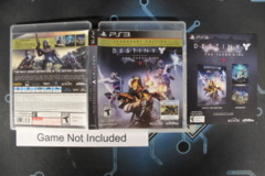 Destiny: The taken King (Legendary Edition) - Case