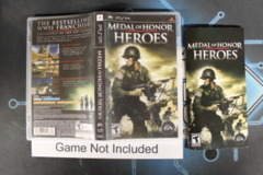 Medal of Honor: Heroes - Case