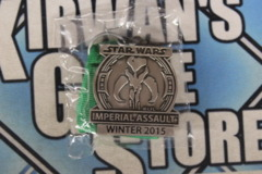 Star Wars Imperial Assault: Scum - Winter 2015 Promotional Medal