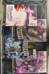 Hunt for Wolverine: Mystery in Madripoor - Issues # 1A, 2A, 3A, 4A (2018)