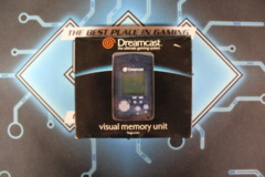 Accessory: Visual Memory Unit Card