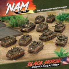 US Black Horse Armored Cavalry Troop (VUSAB02)