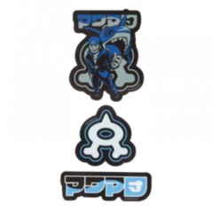 Pokemon Center Secret Teams Stickers - Team Aqua