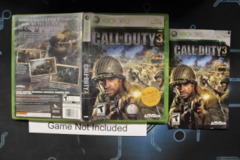 Call of Duty 3 - Case