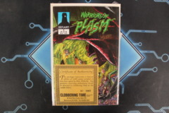 Warriors of Plasm #1 Signed by Mike Witherby with Certificate (907/3,000)