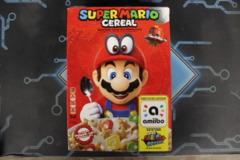 Super Mario Odyssey Cereal - Special Amiibo Box (Empty)