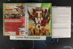 Army of Two: The 40th Day (Platinum Hits) - Case