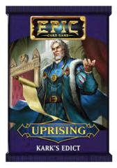 Uprising - Kark's Edict