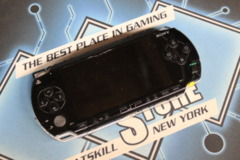 PSP Console (1001 Model) No Battery/Cords