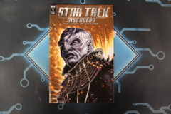 Star Trek Discovery the Light of Kahless #1a (2017)