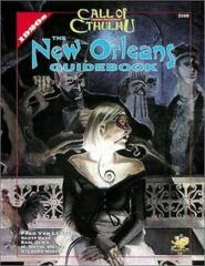 Call of Cthulhu: The New Orleans Guidebook