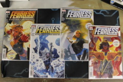 Fearless - Issues # 1A, 2A, 3A, 4A (2019)